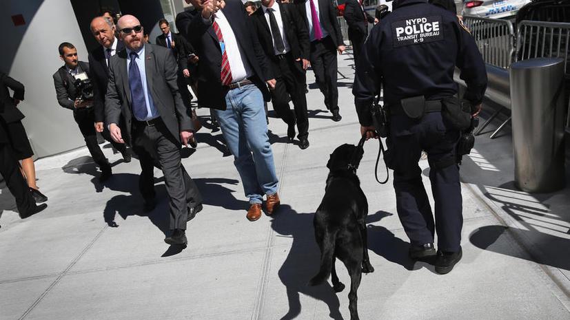 Эффект Бостона: на марафоне в Нью-Йорке усилены меры безопасности