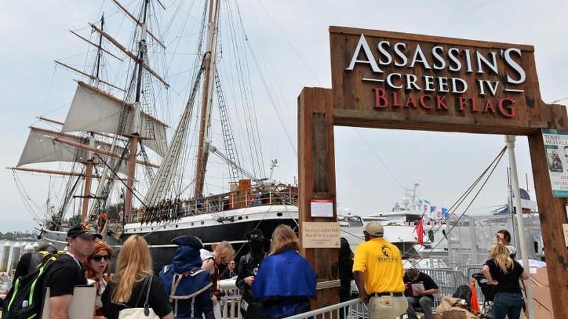 Местом действия следующей части игры Assassin's Creed может стать Москва