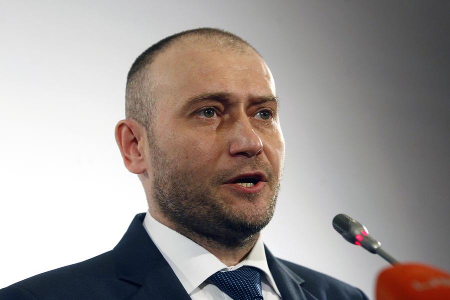 «Правый сектор» выдвигает националиста Яроша в президенты Украины