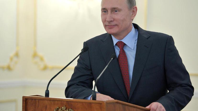 Владимир Путин поздравил Николаса Мадуро с победой на выборах президента Венесуэлы