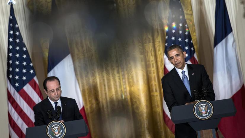 Барак Обама: США сохраняют за собой право на военный удар по Сирии