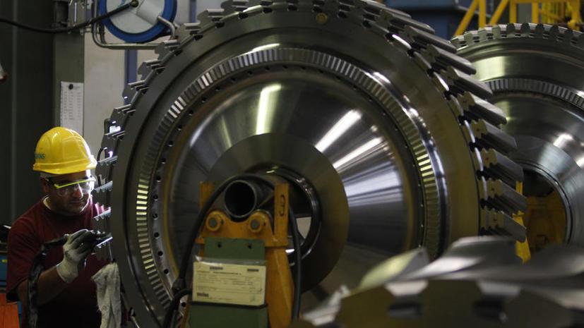 Источник: Несмотря на санкции Запада, электростанции Крыма получат турбины от Siemens