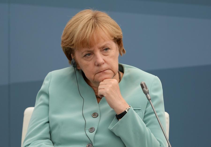 The Sunday Times: Санкции против России лишают Меркель поддержки промышленников