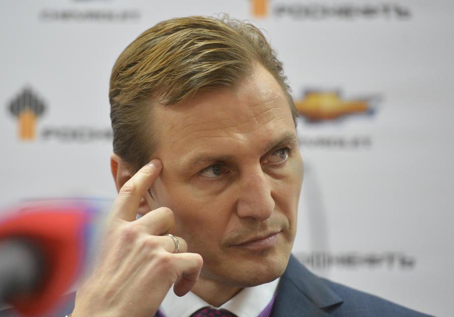 Легенда советского хоккея Сергей Фёдоров вернулся в ЦСКА в 43 года