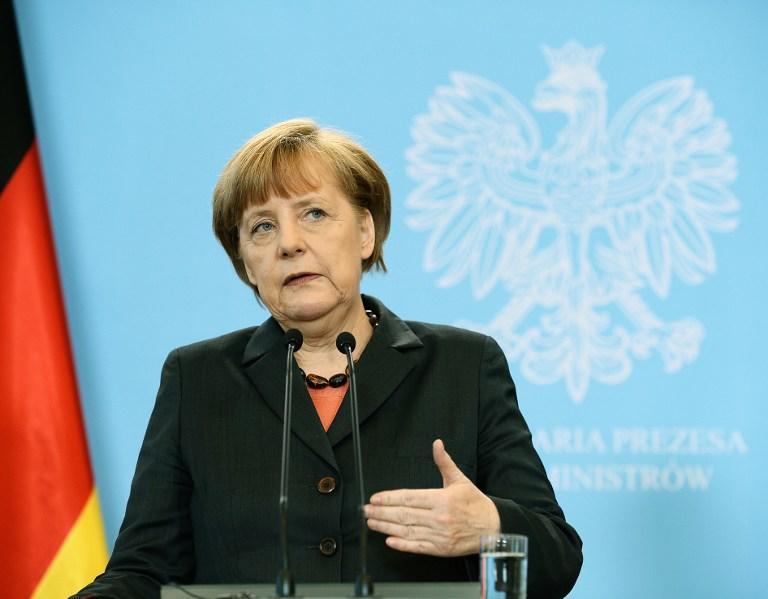 Ангела Меркель: Для G8 пока нет политических условий