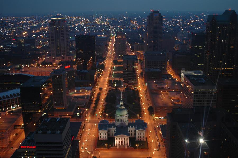 Город улыбок: криминальная столица Миссури признана самым счастливым городом США