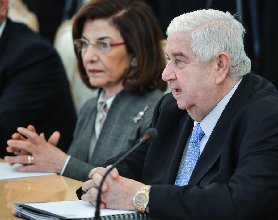 Глава МИД Сирии: Усилия по борьбе с терроризмом нужно отличать от скрытых намерений США и союзников