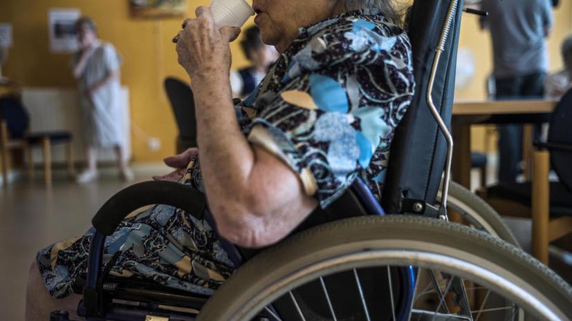 Британская пенсионерка стала жертвой жестокого обращения со стороны медперсонала