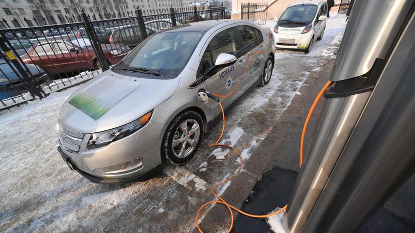 В России до нуля снижены пошлины на электромобили