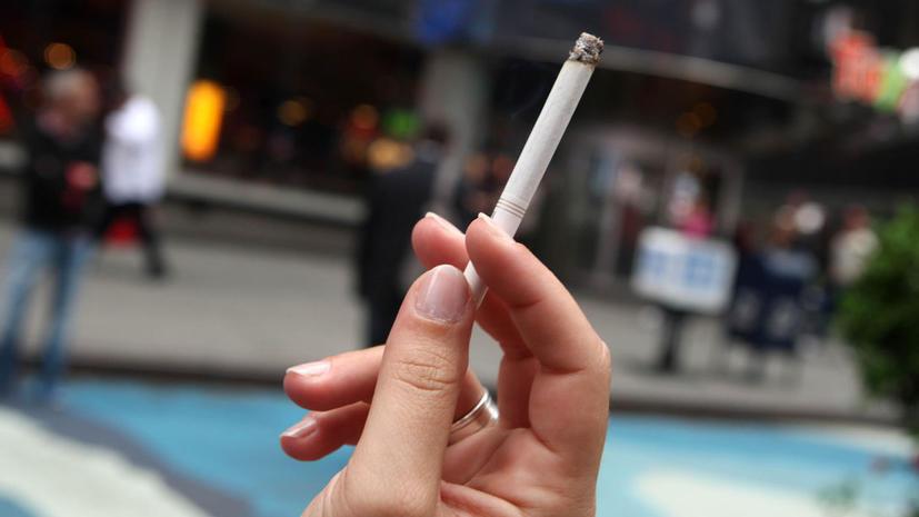 Заставить людей бросить курить выгоднее, чем повышать налоги на табак
