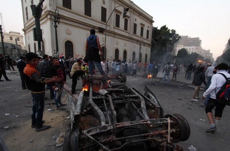 Египетские судьи стали переходить на сторону оппозиции