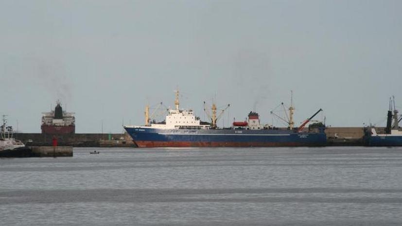 Сенегал требует $3 млн за освобождение траулера «Олег Найдёнов» и его экипажа