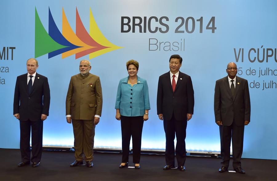 Страны БРИКС учредили банк развития, его капитал составит $100 млрд