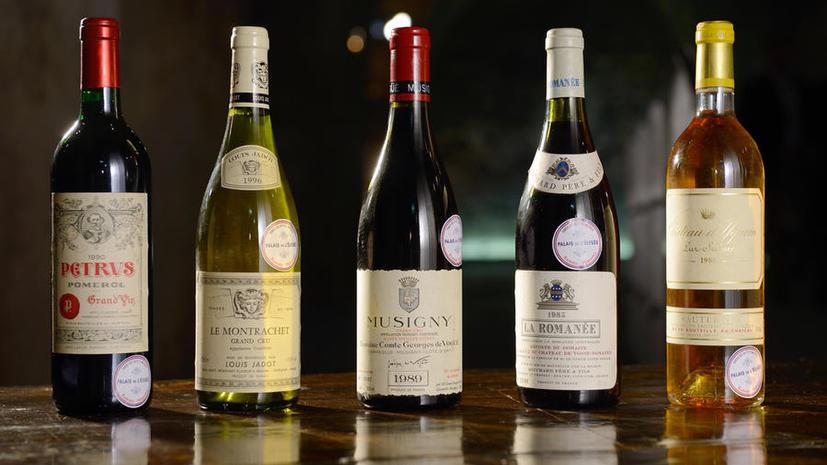 Французское виноделие имеет итальянские корни