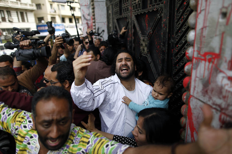 Египетская мечеть стала камерой пыток для христиан после протестов против «Братьев-мусульман»