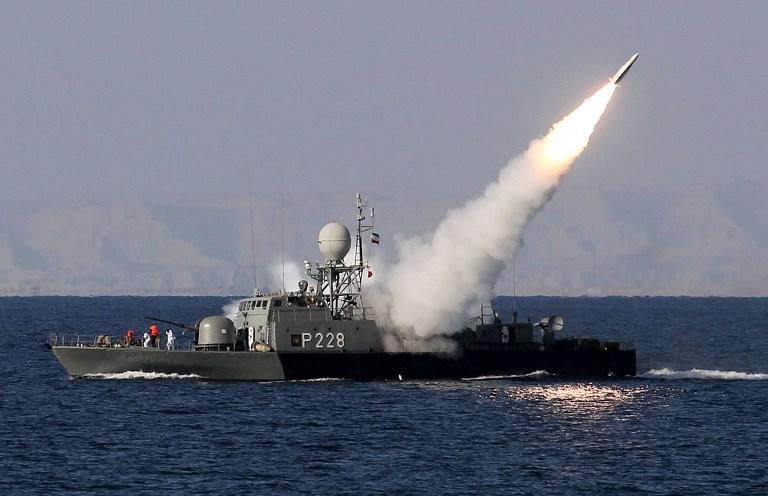 Иран провел успешное испытание новой ракеты
