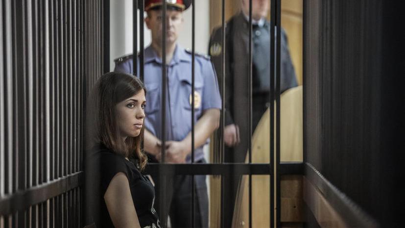 Фильм про Pussy Riot претендует на «Оскар» как лучший документальный фильм