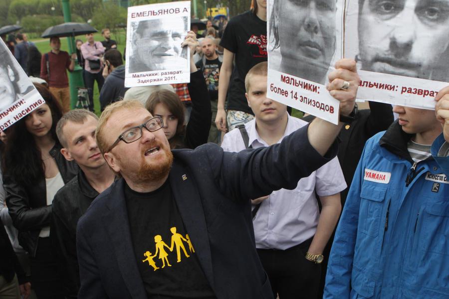 Виталий Милонов предложил сажать за фальшивые новости
