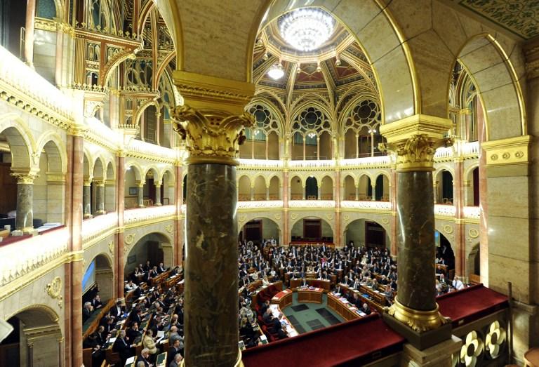 Венгерский националист призвал составить список «опасных евреев во власти»