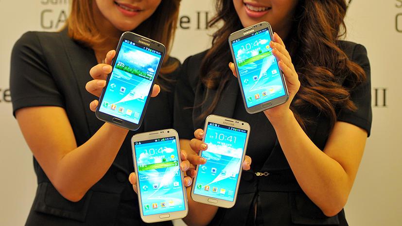 Samsung выиграла у Apple «патентную войну»