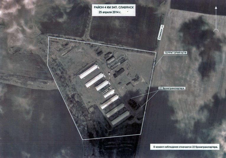 На востоке Украины сконцентрированы более 15 тысяч военных страны
