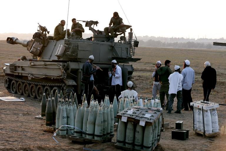 Перемирие между Израилем и палестинцами отложено до среды