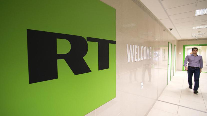 RT возмущён призывом редактора The Economist бойкотировать работу журналистов телеканала