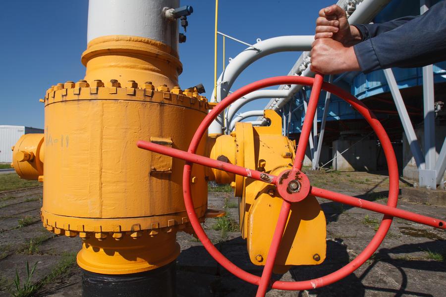 РФ ждёт от Украины решения по оплате части долга за российский газ