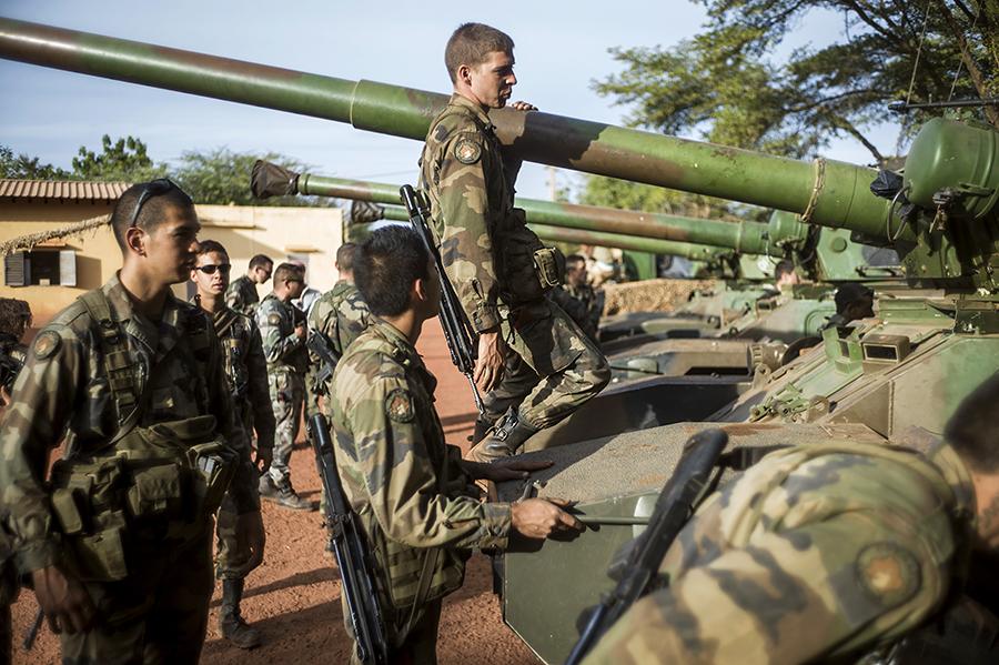 Войска Франции и Чада готовят «тиски» для исламистов в Мали
