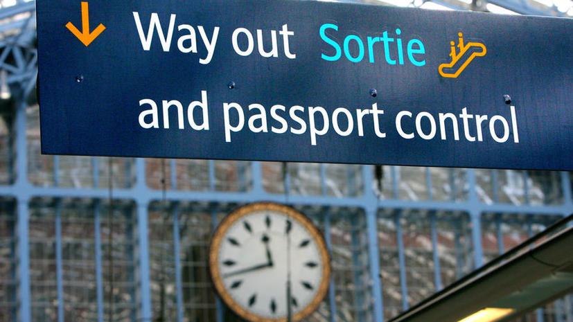 Отчёт: Электронная граница Великобритании не защищает от террористов