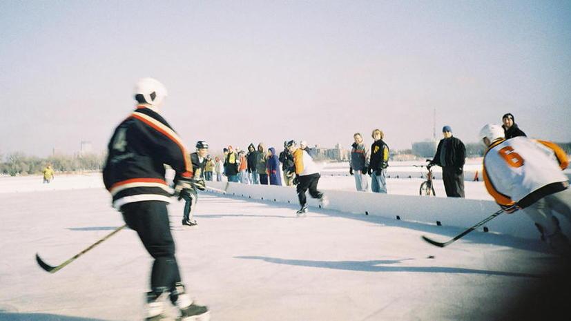 Неизвестный канадский эмигрант заразил Южную Азию игрой в хоккей