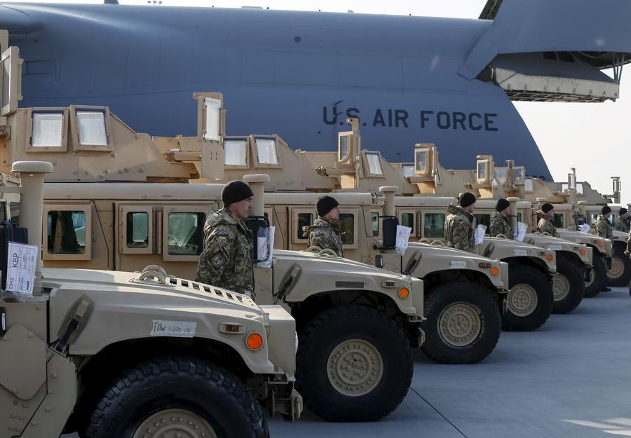 СМИ: Военная техника США на Украине разваливается на ходу