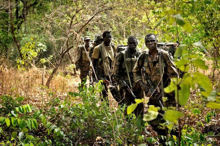 США эвакуировали посольство из Центральноафриканской республики