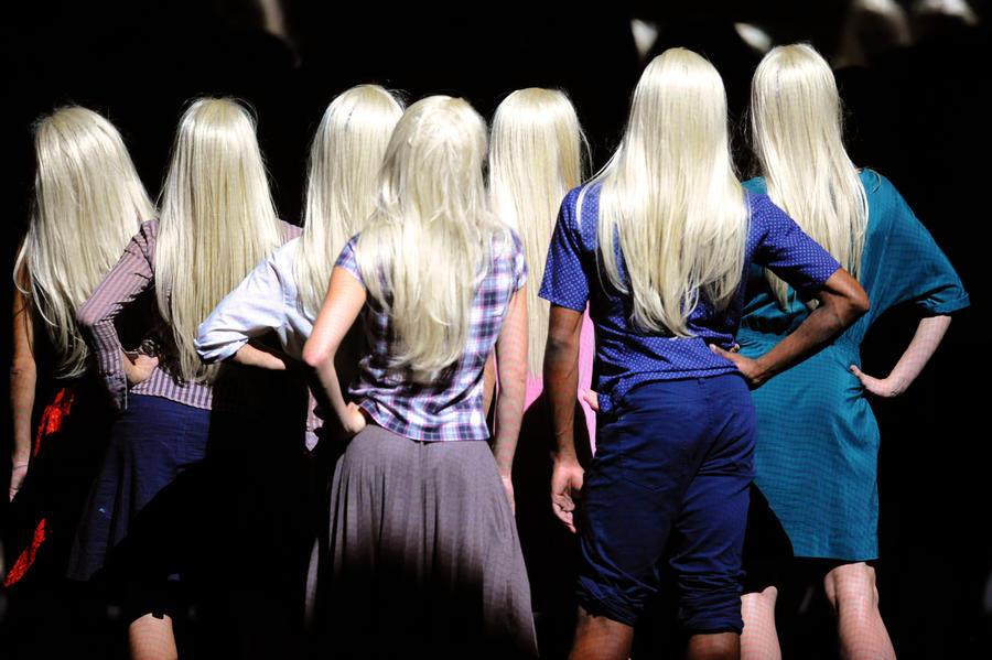 Исследование: Цвет волос не влияет на умственную деятельность