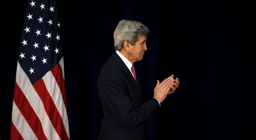 Госсекретарь США: Вывод ВКС РФ и переговоры в Женеве — важный этап урегулирования кризиса в Сирии