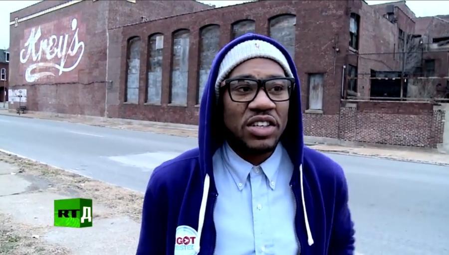 Премьера на RTД: Жители Фергюсона о расовой дискриминации в США