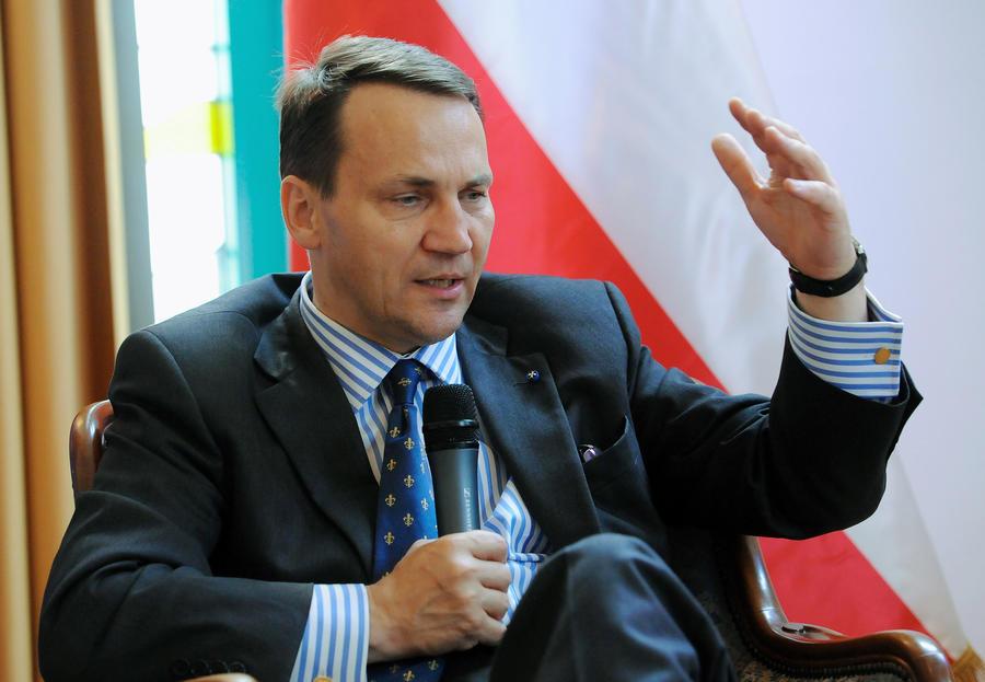 Глава МИД Польши: разговор с Владимиром Путиным мог повлиять на позицию Виктора Януковича