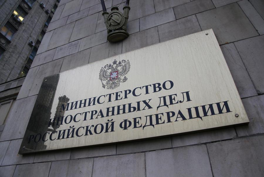 МИД РФ: Украина не смогла представить копии паспортов «военных из России»