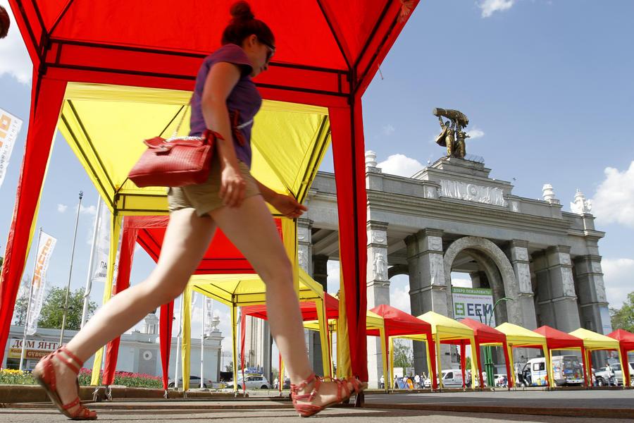 Центр Москвы могут закрыть для автомобилей