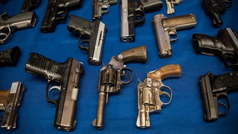 Американские дети всё чаще гибнут от неосторожного обращения с оружием