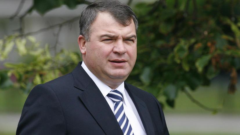 Анатолию Сердюкову грозят уголовное расследование и домашний арест