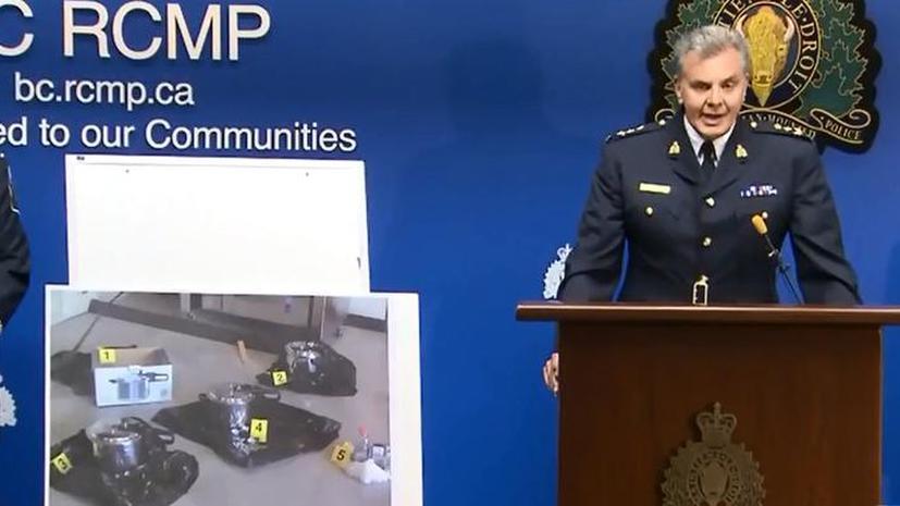 В Канаде предотвратили тройной теракт