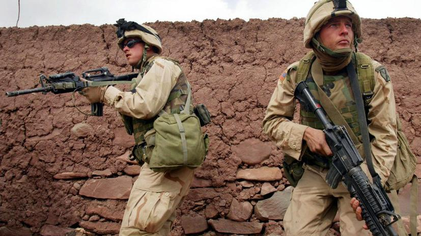 Талибы атаковали базу американских военных в Афганистане