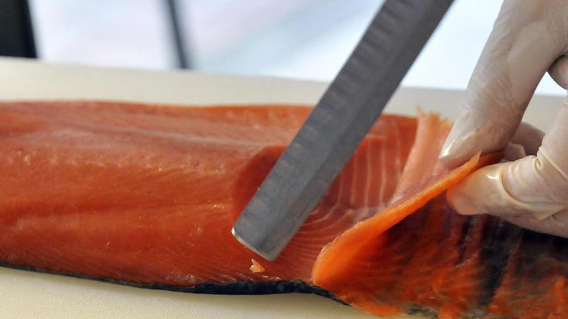 Норвежская рыба из будущего обеспокоила Россельхознадзор
