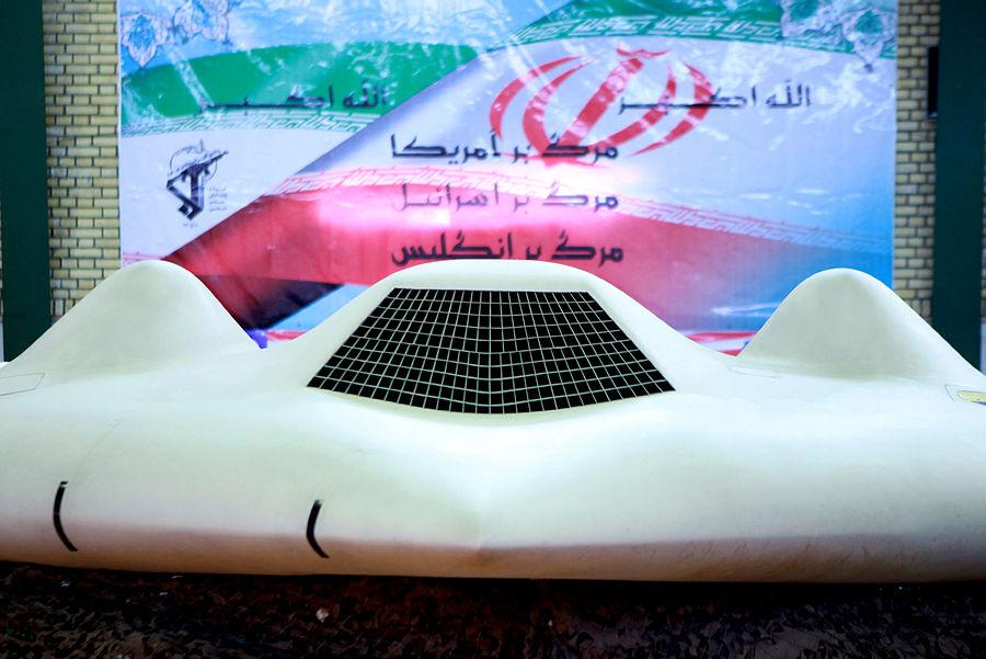 Иран выложил в интернет видео с перехваченного американского беспилотника