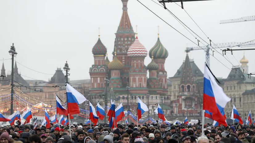Американские СМИ: Покорить Россию можно, только уничтожив её
