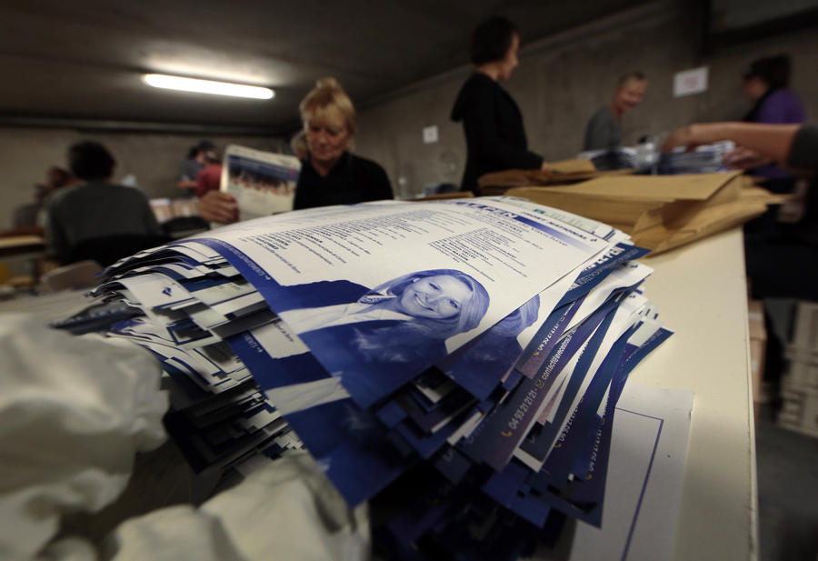 Во Франции проходит второй тур региональных выборов