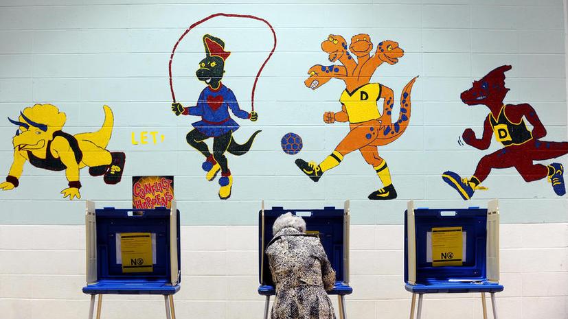 Более 200 тыс. жителей Северной Каролины могут лишить избирательных прав