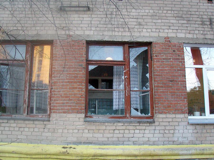 Челябинцы начали бить окна, чтобы получить компенсацию