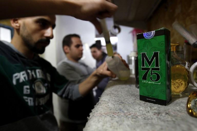 В Газе выпустили духи с ароматом ракет «М-75»